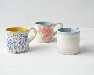 Pattern Mugs - Artist Series