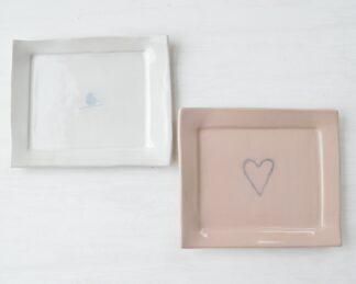 Mini Signature Plate